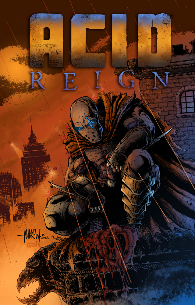 ACID Reign - Creator Owned